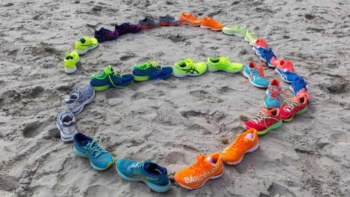 Comment choisir ses chaussures de running Asics ?