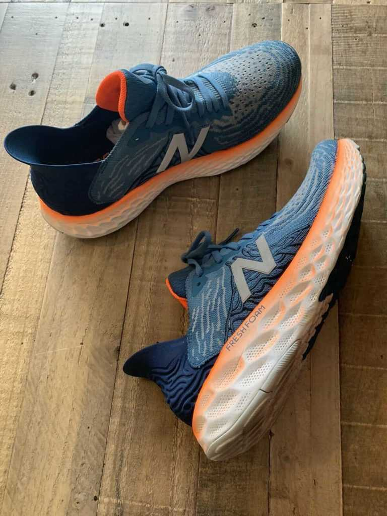 New Balance 1080 v10 Fresh Foam reversées