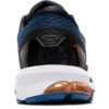 Asics GT 1000 9 chaussures homme bleues arrière droit