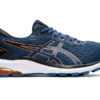 Asics GT 1000 9 chaussures homme bleues côté