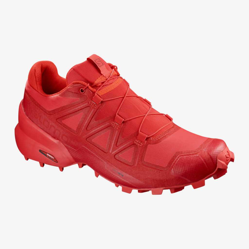 Salomon SpeedCross 5 chaussure droite profile